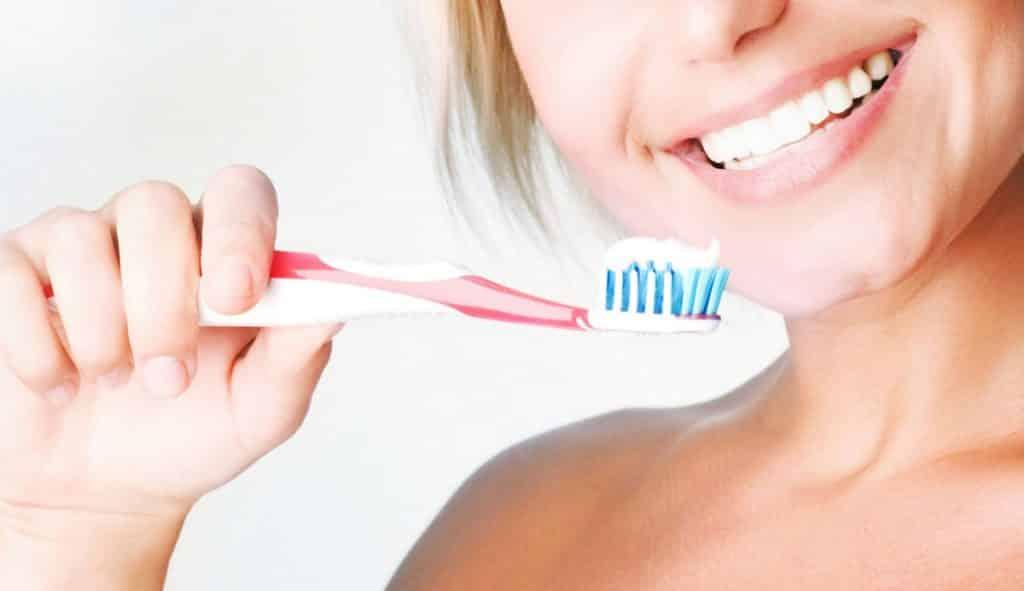 Использование зубных паст