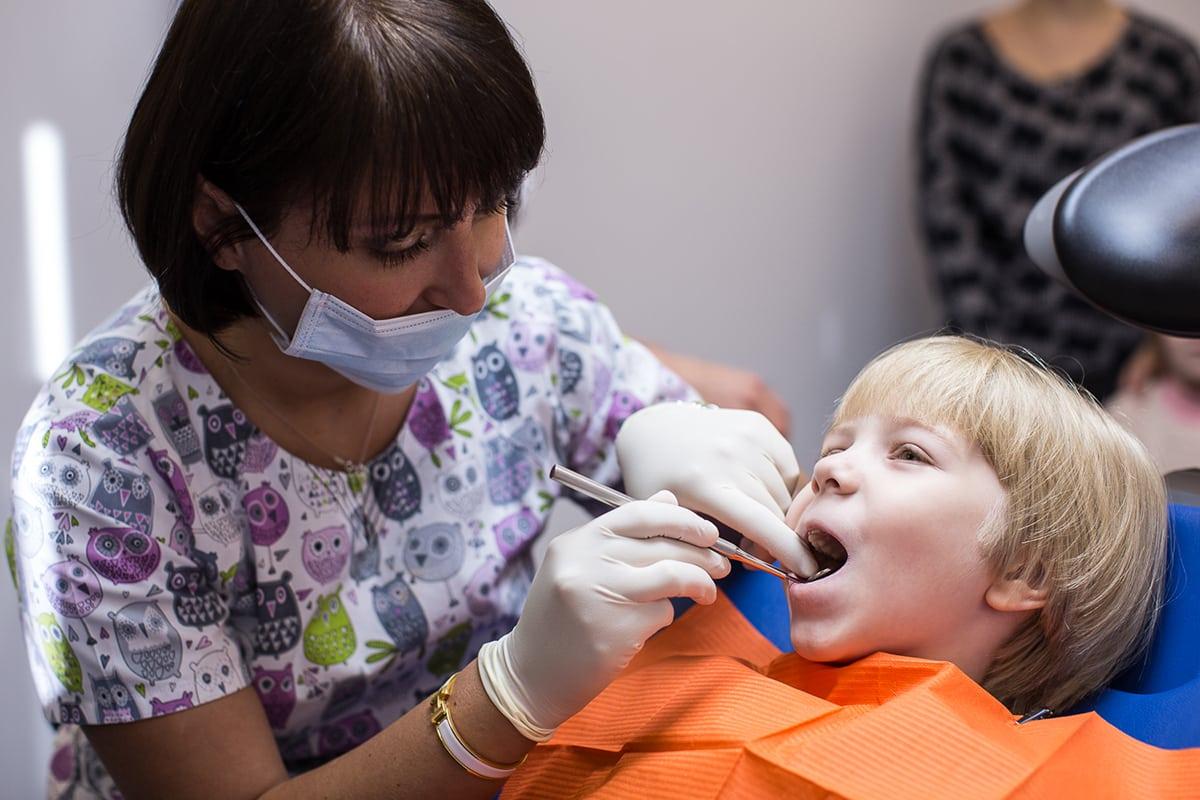 Специализации детских стоматологов