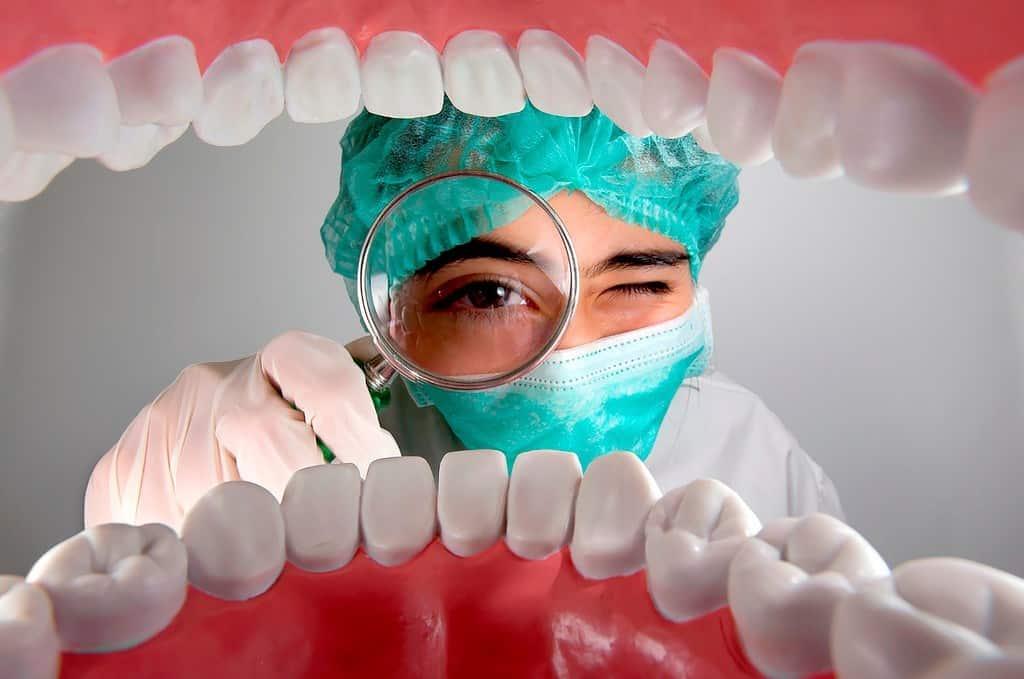 Зубной терапевт