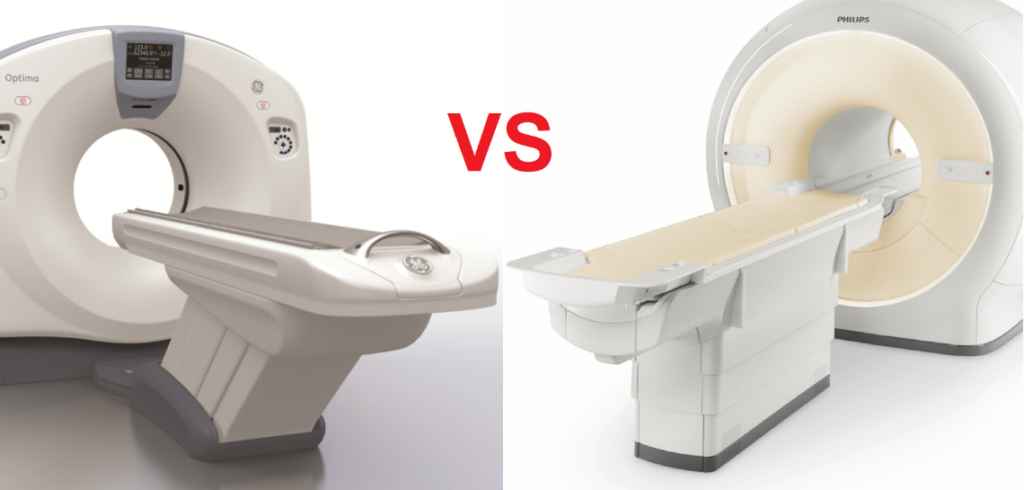 КТ и МРТ – в чем разница и особенности?