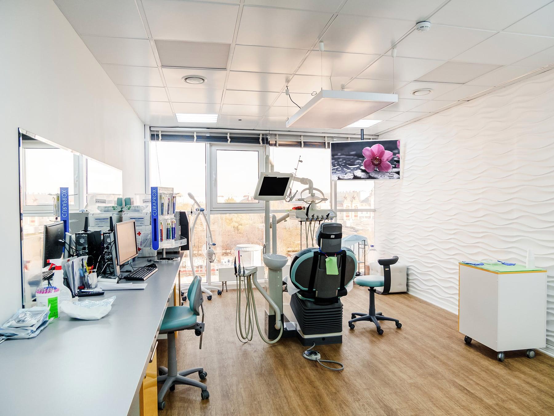 Стоматологический кабинет в центре Церекон