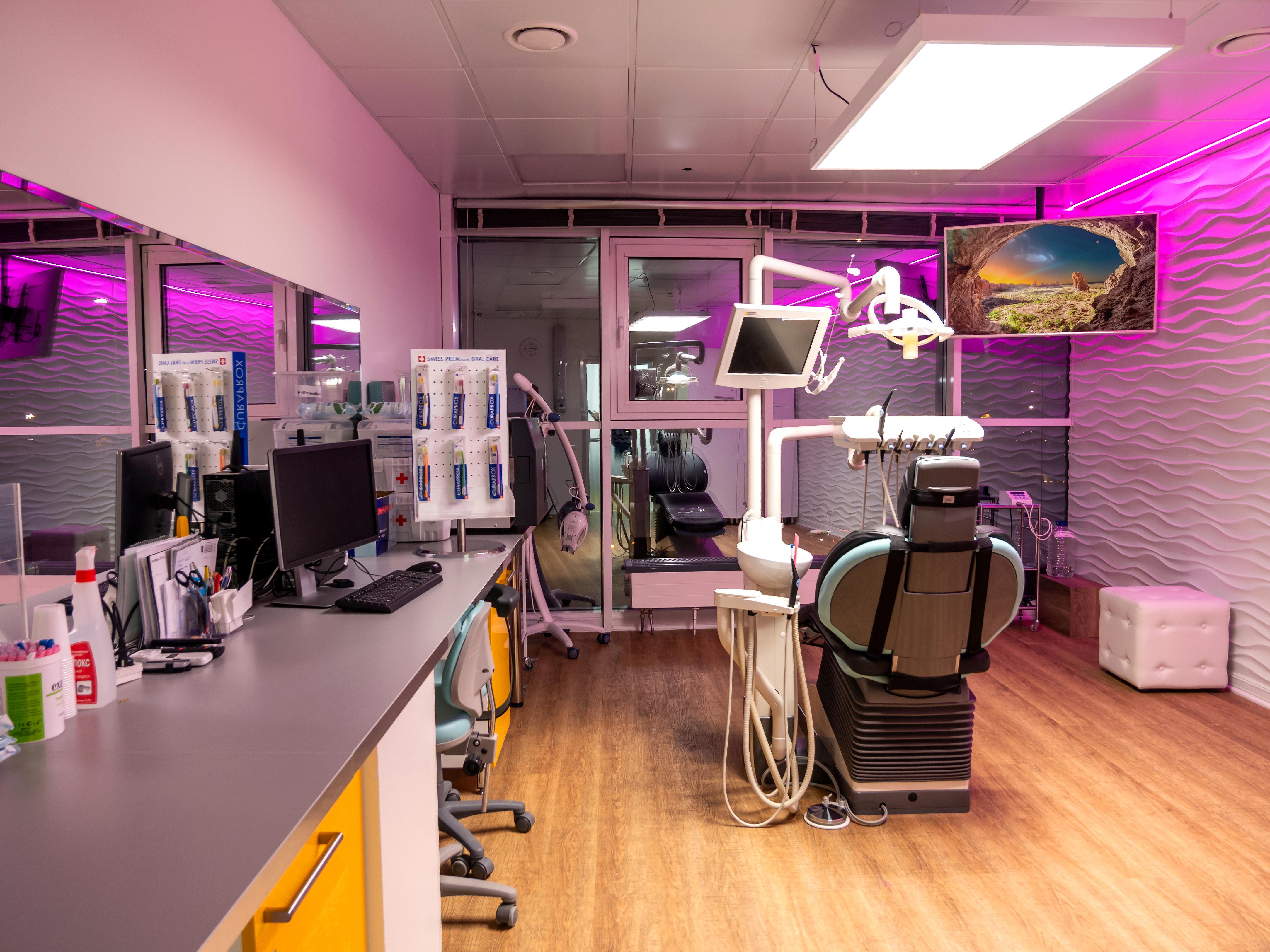 Оборудование клиники Церекон