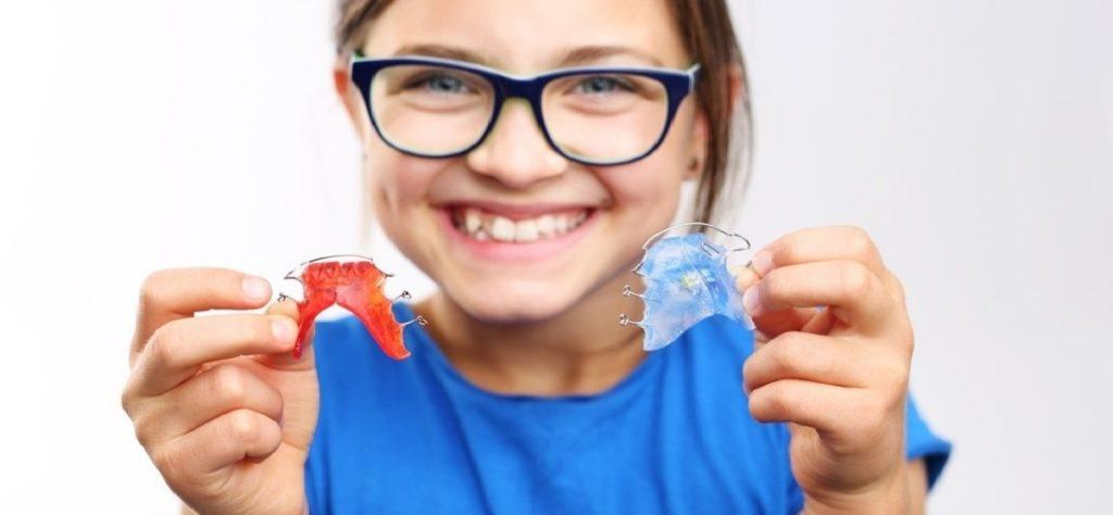 Какие аппараты используются для лечения нарушений прикуса у детей?