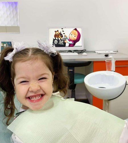 Детская стоматология Церекон в Москве