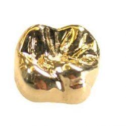 Коронка из золота