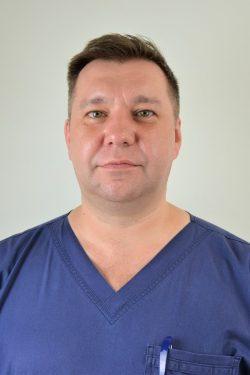 Никитюк Владимир Павлович ортопед клиники Церекон